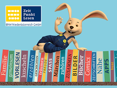 Leo Lesepass macht Lesen zur Familiensache | BhW Niederösterreich