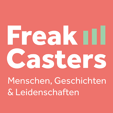 Logo des Podcasts FreakCasters